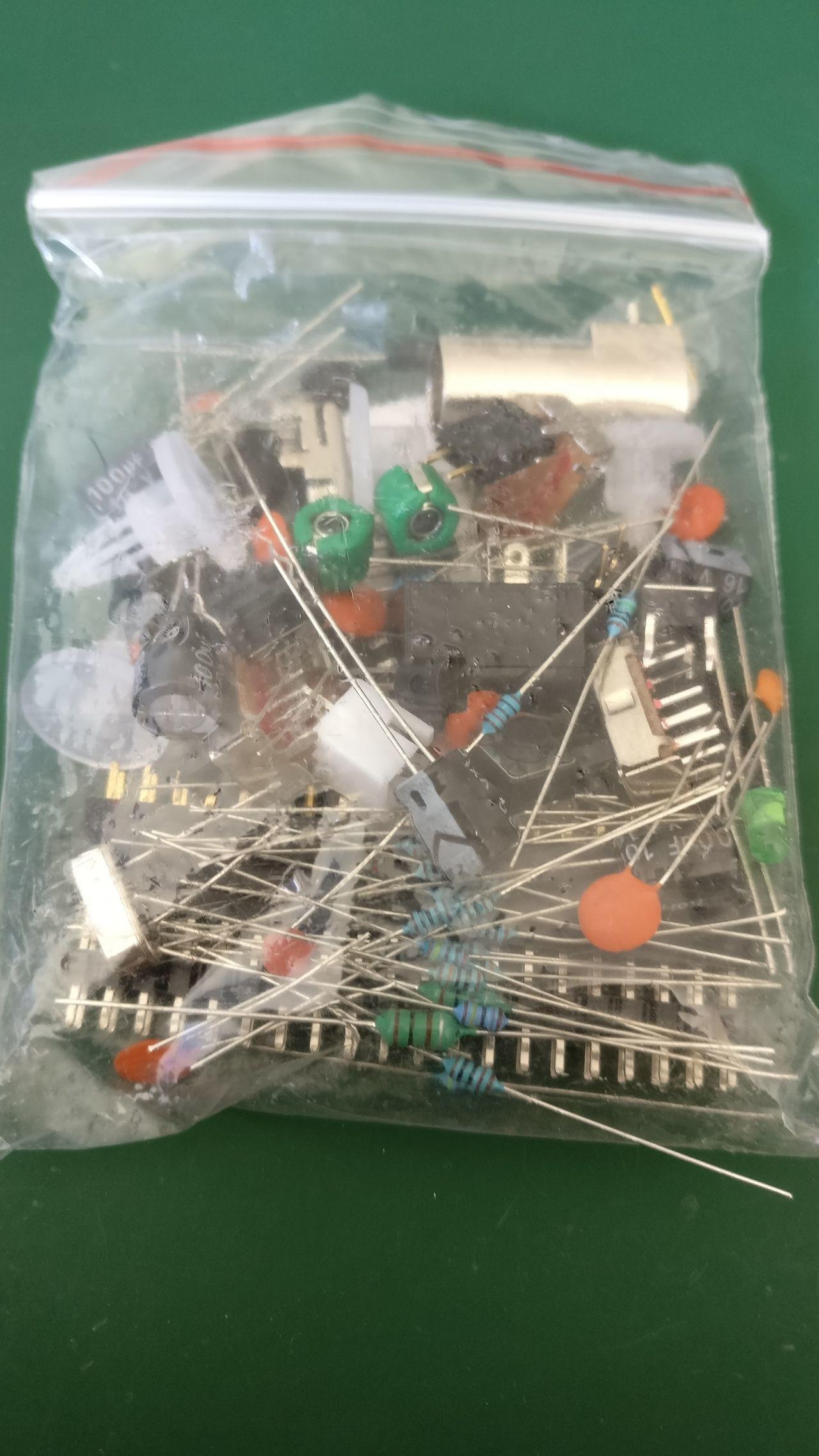Components bag