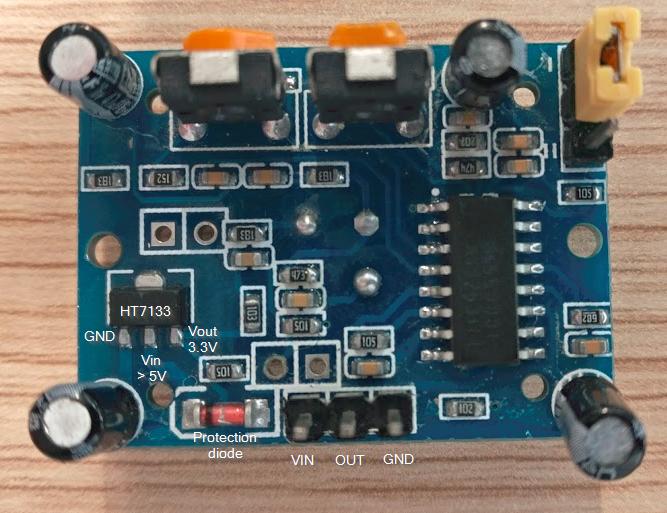hc-sr501-input-circuit