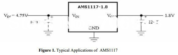 ams1117--typical-application